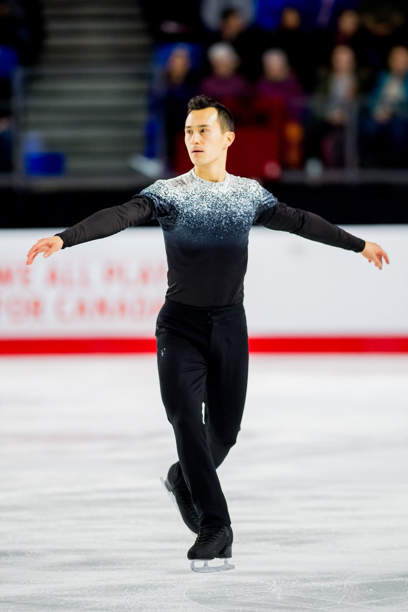 Results – men's short program / Résultats – progra…
