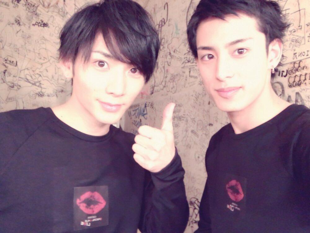 校條拳太郎と武子直輝のキャストサイズ・スペシャルトークイベント。ご参加頂き誠にありがとうございます!…