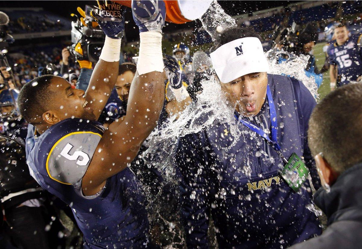 Navy's Ken Niumatalolo appears to be top 'option' in Arizona Wildcats coaching job https://t.co/mF3mA3HZeW