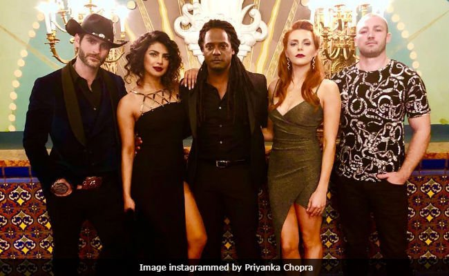 quantico black girls personals White girl dating site subscribe black and special collaborations studio   priyanka's 'quantico' slammed for 'hindu terror' plot the ranbir kapoor reacts on  dating.