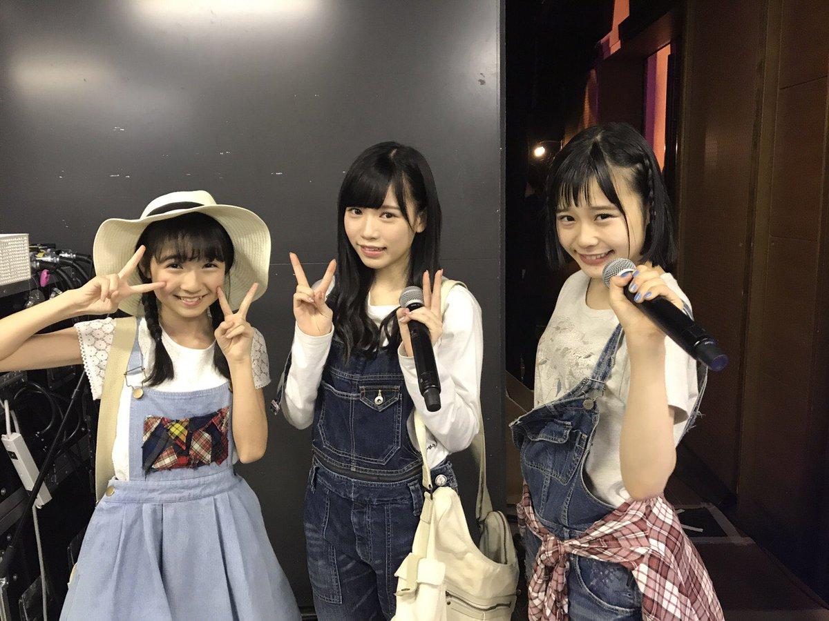 HKT48『ただいま 恋愛中』  昼公演の舞台裏! 後半も盛り上がっていきましょう!!  担当マネジ…