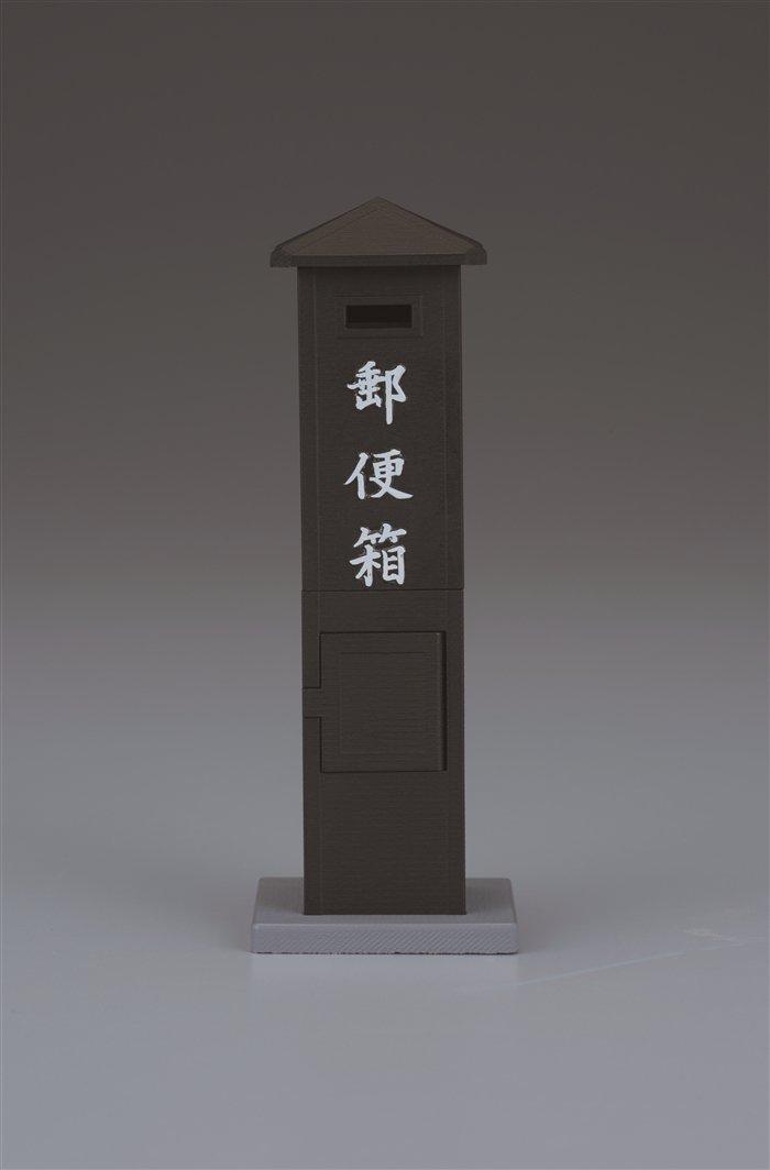 ほほう  歴代日本の郵便ポスト、明治から平成まで 激しぶなガチャコレクションが登場 - ねとらぼ n…