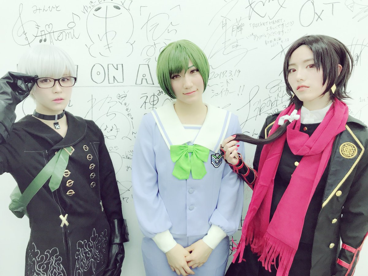アニメイト大阪日本橋店さんにて ワロタピーポー発売記念イベント、 ありがとうございました〜!  たっ…