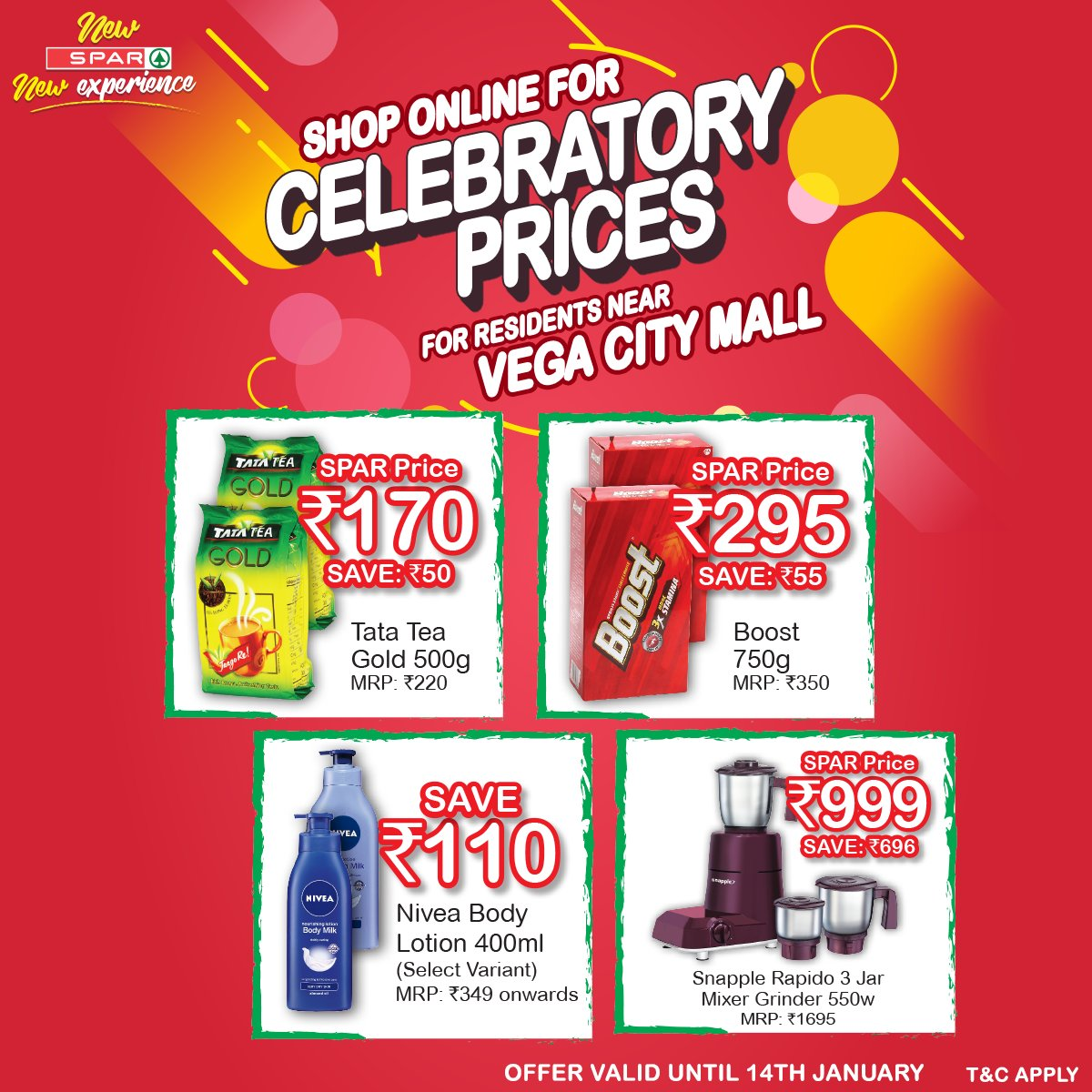 Uživatel Spar India Na Twitteru Hello Bangalore We Have Special Online Celebratory Deals For Lovely People Living Near Vegacity Mall Click To Shop Https T Co Jlu7x6p6di Sparvegacity Newsparnewexperience Onlineshopping Https T Co