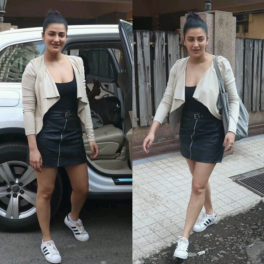 Shruti Haasan entered BIGG BOSS with her