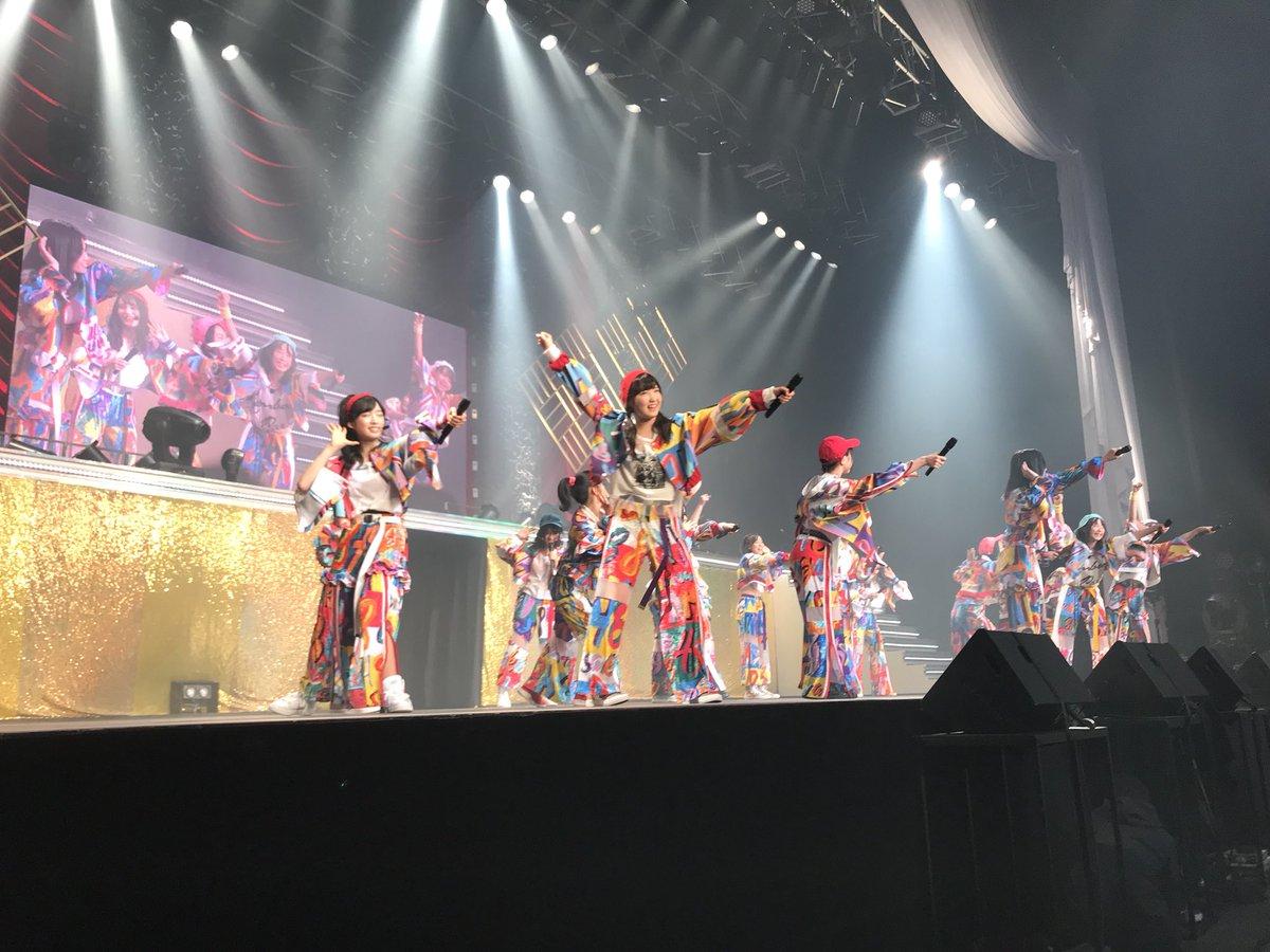 TOKYO DOME CITY HALLにて「チーム8 選抜コンサート〜僕たちは熱狂する〜 」が始ま…