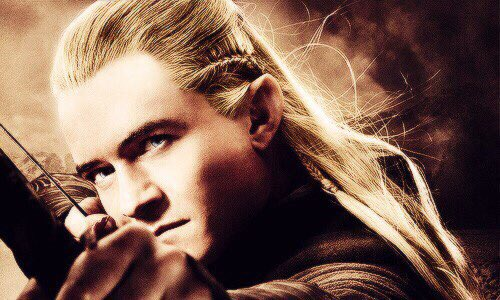 Happy Birthday, our precious! Orlando Bloom/Legolas