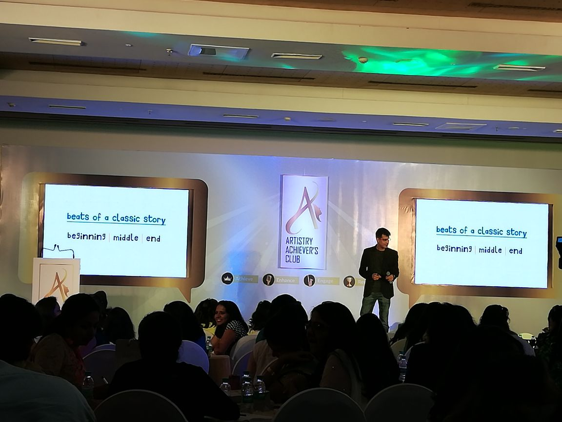 Amway India On Twitter People Learning Art Of Story Telling