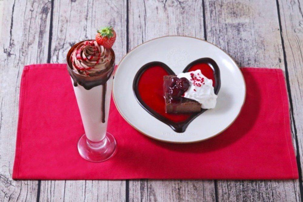 スヌーピーがテーマの「ピーナッツ カフェ」からバレンタインメニュー、ハートブラウニーやホワイトモカ - https://t.co/vCzkNxKdOD