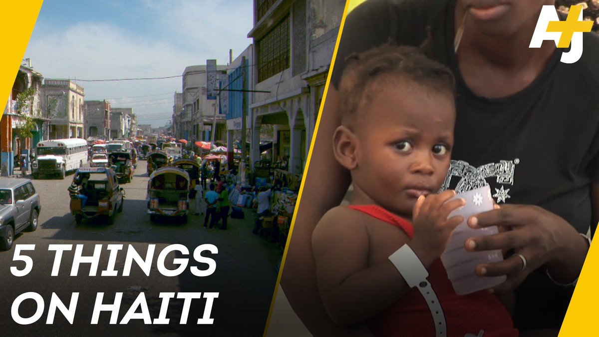 "President Trump allegedly called Haiti a ""sh*thole country."" Here are 5 things to know about the nation."