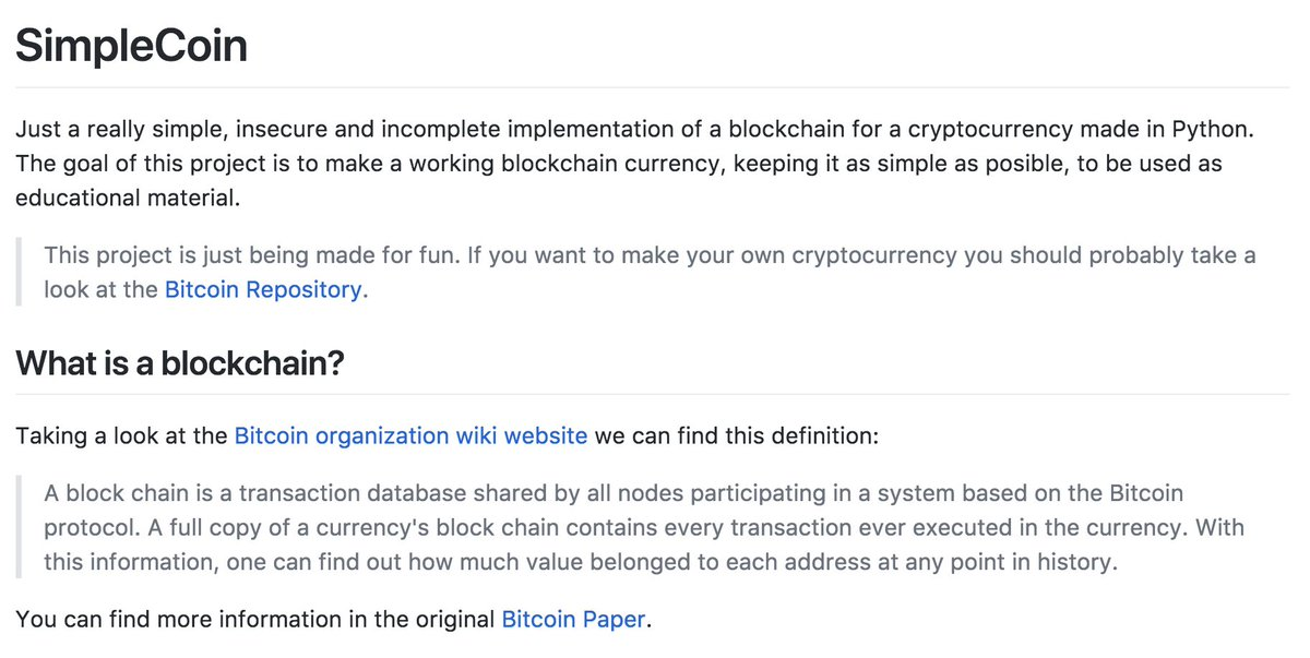 how to make your own cryptocurrency github