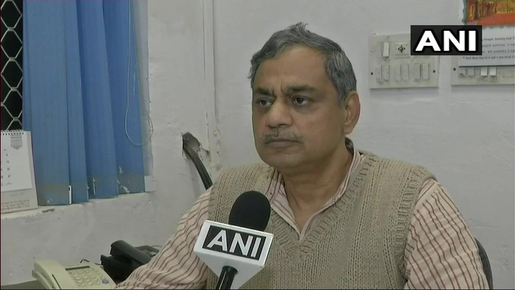 We received 3 calls from Bawana - Sec 1 a plastic factor, 2nd from Sec 5 a cracker storage & Sec3 a furnace oil storage. All casualties are from Sector 5 fire. Fire is completely under control now. We recovered 17 bodies so far: GC Mishra, Director Delhi Fire Services | ANI