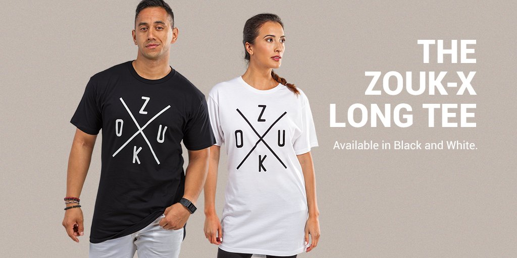 f3d4b230297 We wanted to design a Zouk t-shirt that is bold