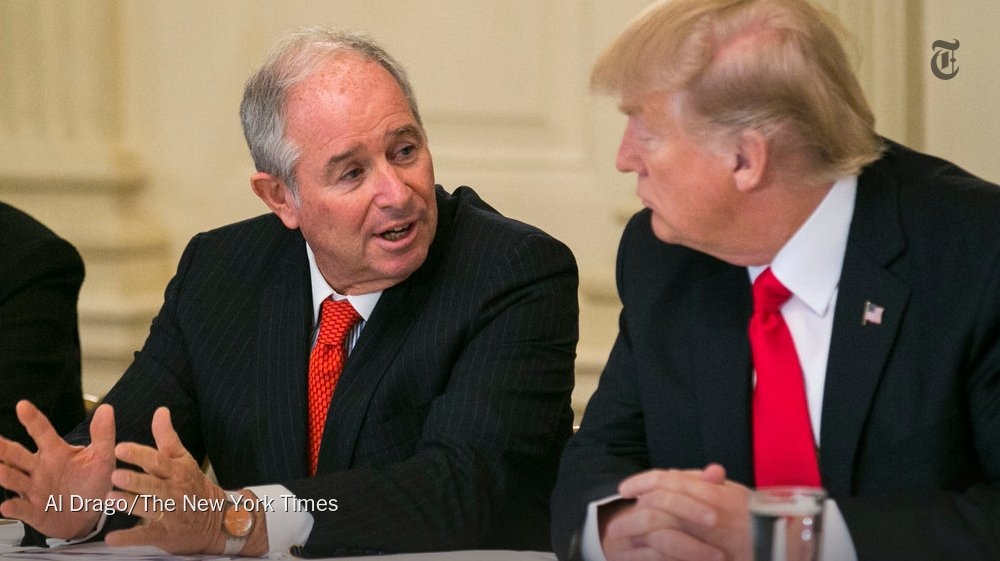 For one group of President Trump's rich friends — private equity moguls — the new tax law has thrown unexpected curve balls https://t.co/9QtXjZEytD