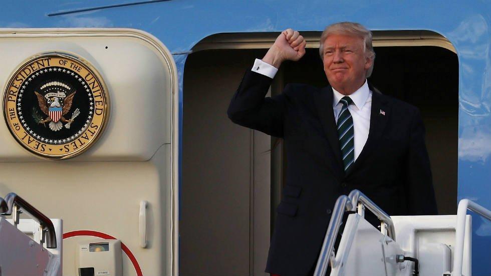 Trump may still head to gathering of global elites despite shutdown https://t.co/FtWva6YW24