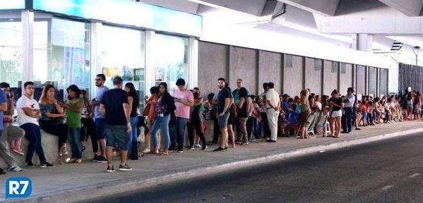 Febre amarela: mil aguardam na fila por vacina em Buenos Aires  https://t.co/VEqA5vTUsq