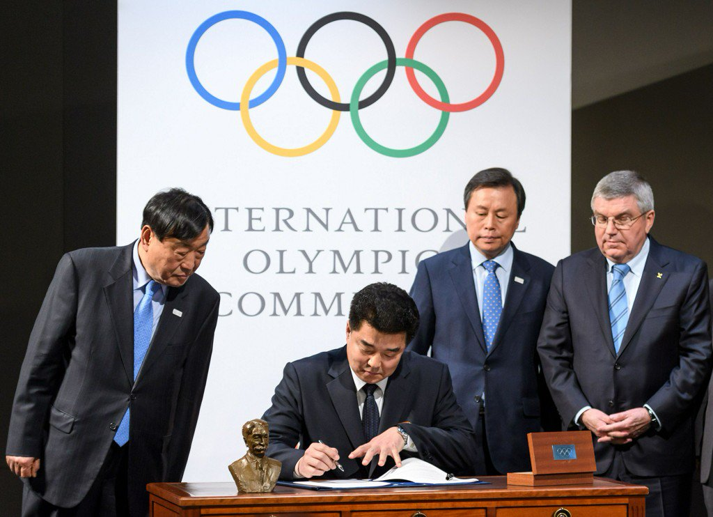 Ioc Says North Korea To Have  Athletes In  Olympic Sports