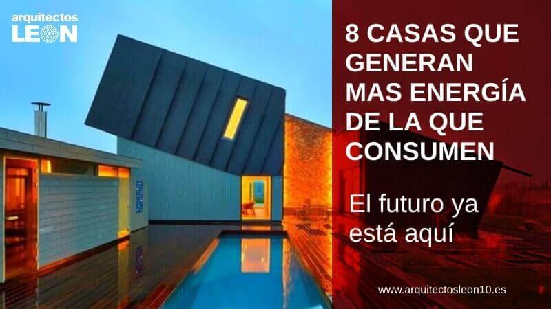 8 Casas que generan mas energia que la que consumen #Arquitectura https://t.co/czkhwHY3QE https://t.co/YR946KvJcO