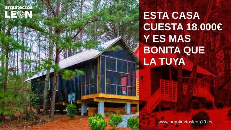 Esta casa cuesta 18.000 euros y es mas bonita que la tuya #arquitectura https://t.co/BRDMieWhsC https://t.co/BP6cgiLtWZ
