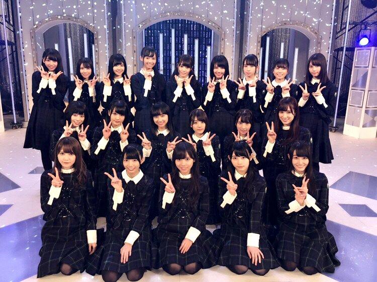 欅坂46's photo on ひらがなけやきSHOW