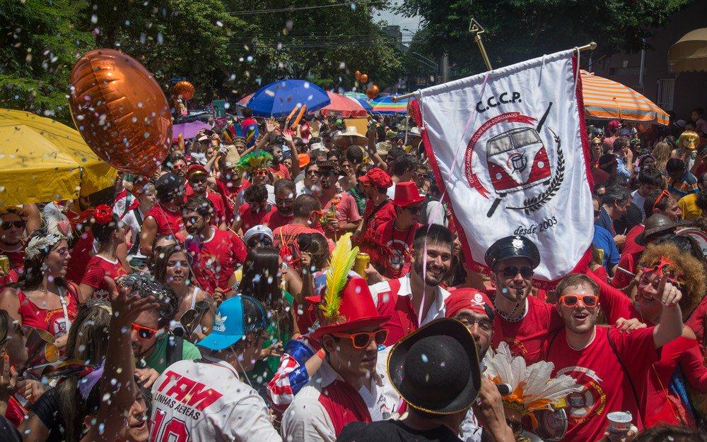 Confraria do Pasmado faz 'esquenta' de blocos neste sábado em São Paulo; veja a programação https://t.co/EOAfmw4rmx #G1