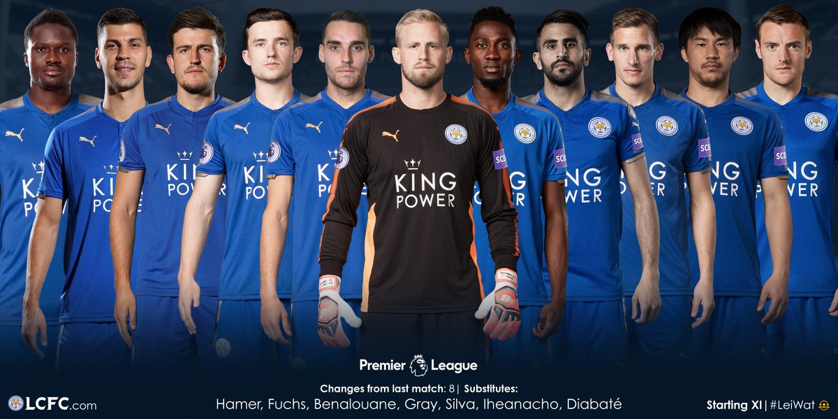 Leicester City's photo on #LEIWAT