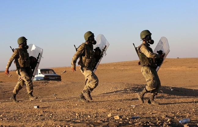 Syrie: La Turquie a lancé «de facto» une opération terrestre contre les forces kurdes d'Afrine https://t.co/QtJmN7cg5B