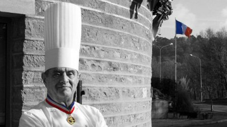 Father of gastronomy Paul Bocuse dies aged 91 https://t.co/h40OVG2uxV