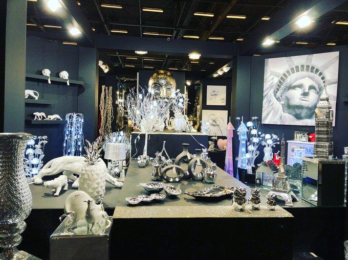 Visiting Maison&Objet exhibition https://t.co/h1ERsKe1uh