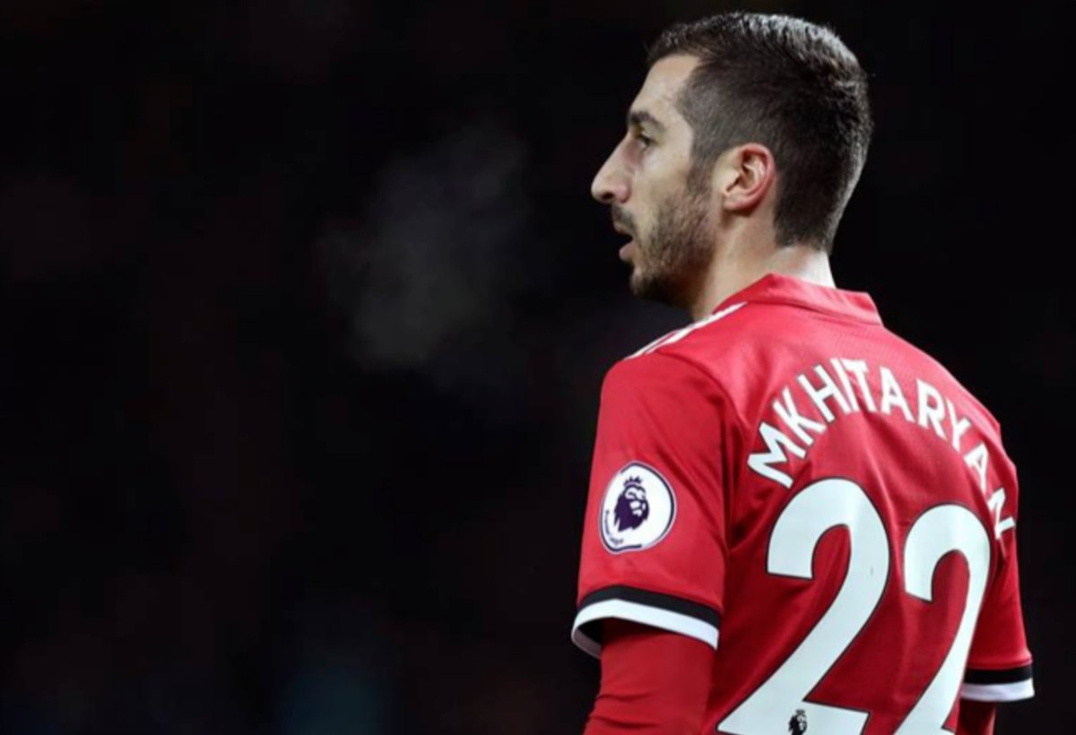 BREAKING: A total agreement has been reached between Henrikh Mkhitaryan and Arsenal. (@FabrizioRomano)