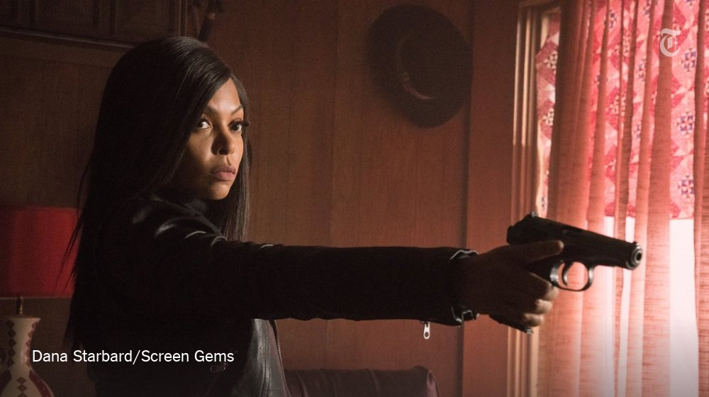 """Movies misuse music all the time. The Taraji P. Henson vehicle """"Proud Mary"""" misuses it hilariously. https://t.co/Is9Pw80vIP"""