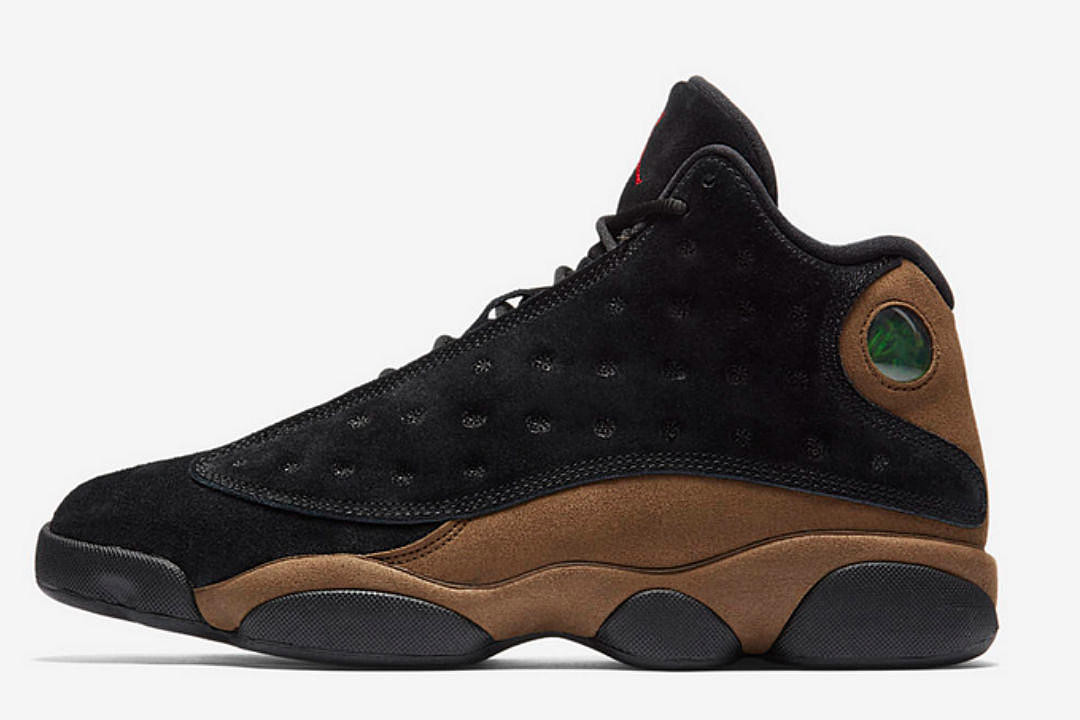 Here are the Top 5 sneakers coming out this weekend including Air Jordan 13 Retro Olive and more https://t.co/pel9g3AqIn