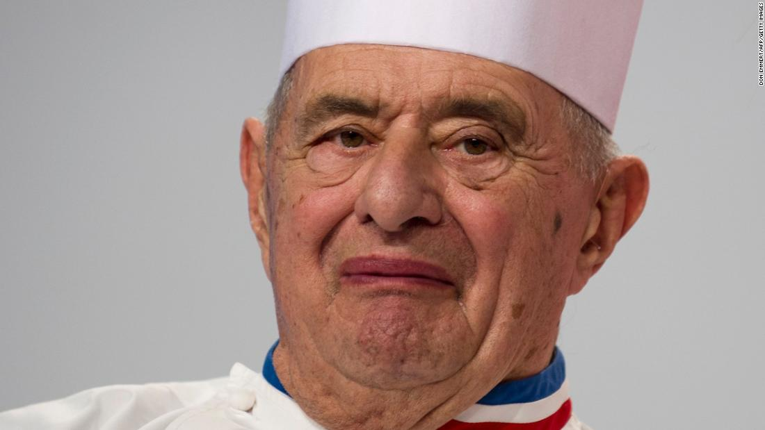 Renowned French chef Paul Bocuse dies at age 91 https://t.co/q6R2vR17Qu