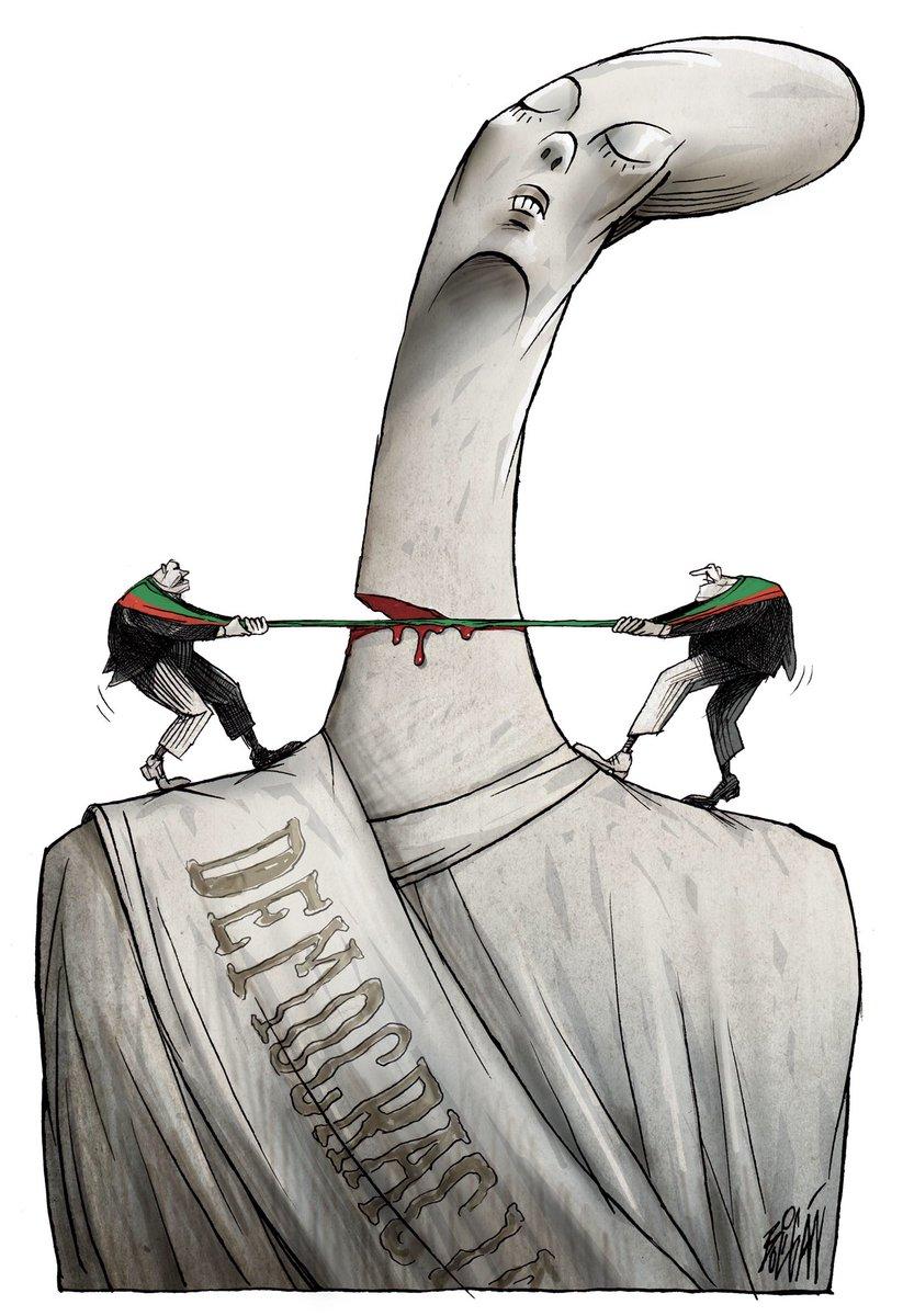 RT @AngelBoligan: _LA DEMOCRACIA @Univ_Opinion #Elecciones2018 #Candidatos2018 #Democracia #fraude https://t.co/BgmpD1qpwU
