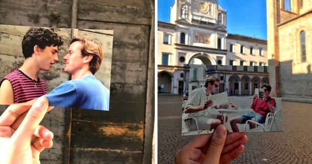 This 'Call Me By Your Name' fan loved the film so much she traveled to Italy to 'see' it for herself: https://t.co/IBjry9zQXb