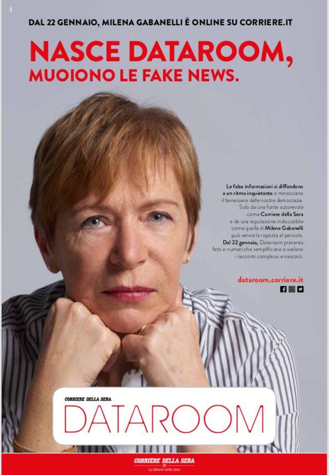 Risultati immagini per Milena Gabanelli al Corriere
