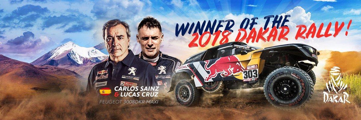 2018 40º Rallye Raid Dakar Perú - Bolivia - Argentina [6-20 Enero] - Página 26 DT_xnJeW4AAsvI7