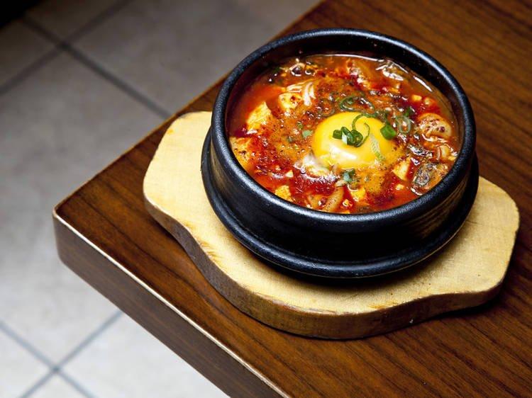 London's 💯  best dishes, #98: soondoobu jjigae at @KobaLondon, Fitzrovia https://t.co/YKRLAtqK7J