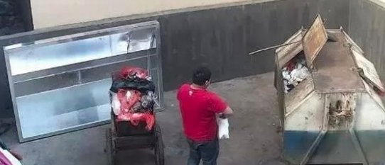 Dad throws newborn daughter into bin - but she's saved by 'guardian angel' https://t.co/1qVyGRwEVF
