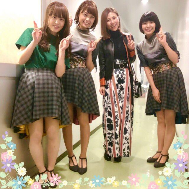 【2018 Negicco 1st LIVE SHOW】へ行ってきましたー!!左から♪NaoちゃんK…