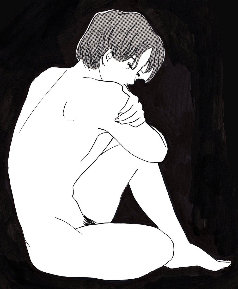 男の子 ヌード