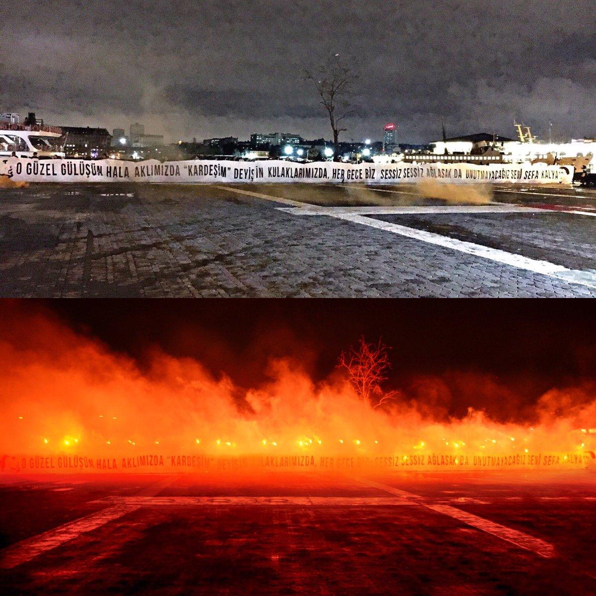 RT @unigfborg: Ateşlerde yanmak gibi bir şey, seni severken sensiz olmak... https://t.co/9tyBFbIZqg