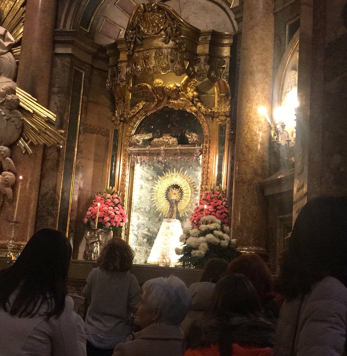 Visita a mi Virgen del Pilar!!!!!! Zarag...