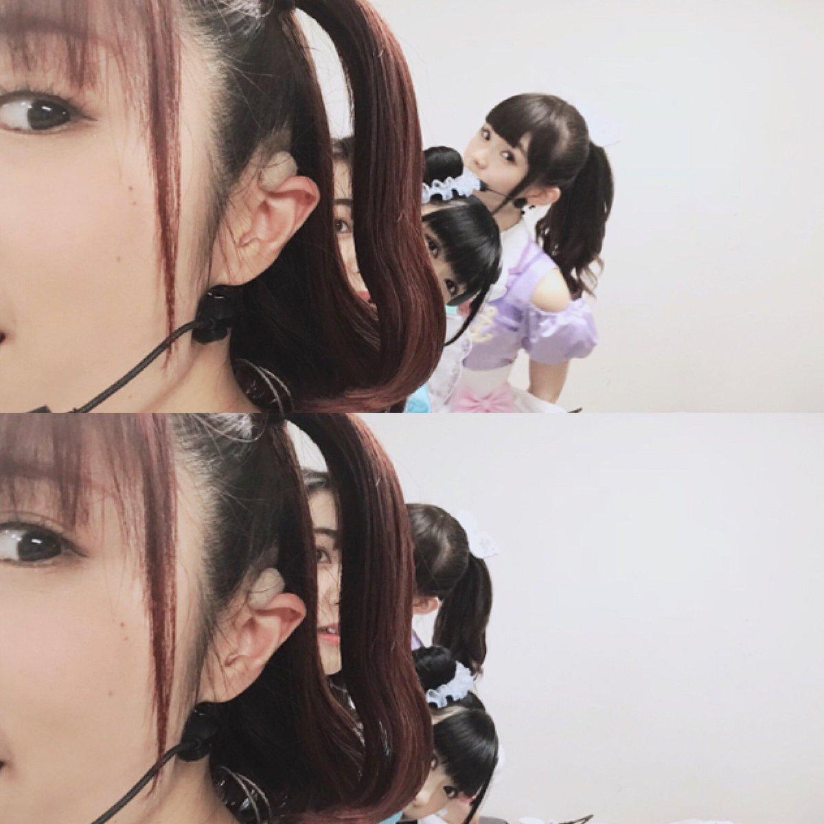 あたしの耳ってドラキュラみたいな耳 ♀️