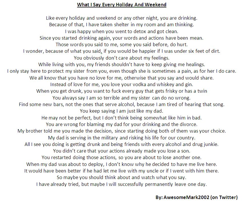 amazing rhyming poems