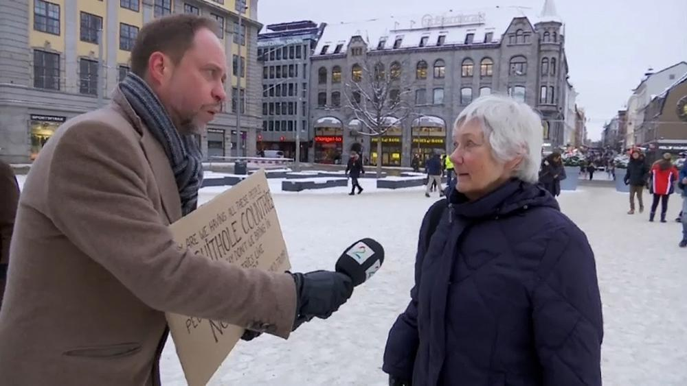 euronews's photo on Norwegians