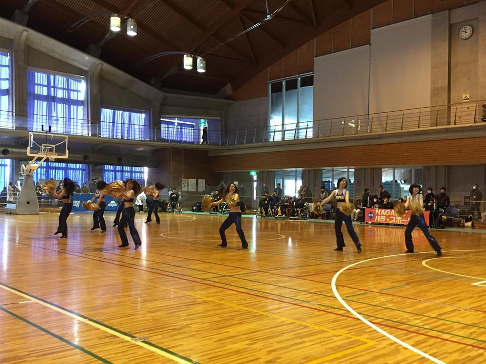 1月13日(土)、南長野運動公園にて開催された第1回NAGANOパラ☆スポーツデーにジャスパーズ、ブ…