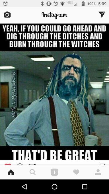 Happy Birthday Rob Zombie