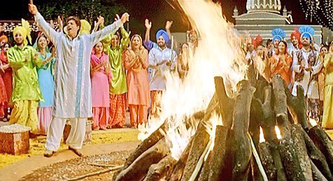 Peace and happiness to all of you this Lohri... #HappyLohri https://t.co/BaBGCtLiR8