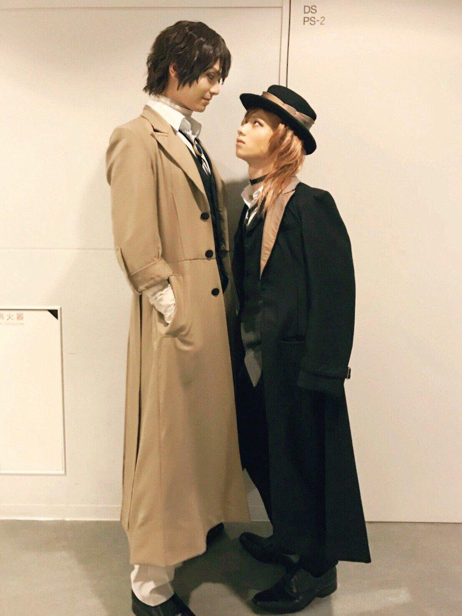 舞台  文豪ストレイドッグス大阪公演千秋楽を迎えました。  ご来場誠にありがとうございました。  次…